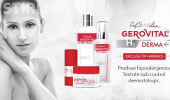 Farmec oferă produse tratament pentru afecțiuni specifice tenului și pielii (P)