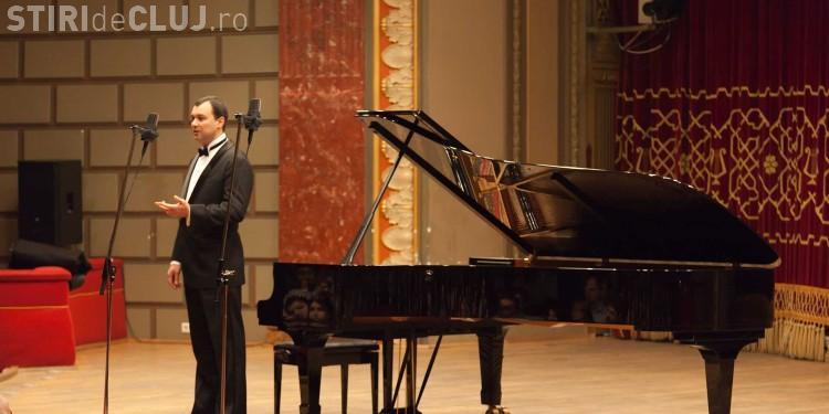 """Pianistul Nicolae Dumitru aduce la Cluj """"Poveștile vieneze"""""""