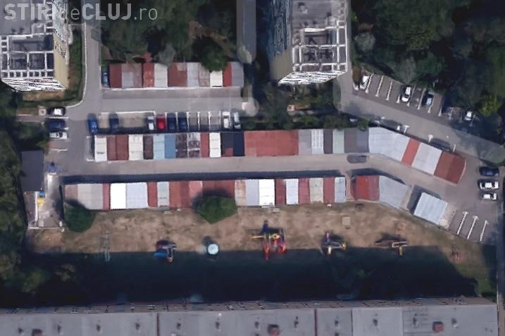 Boc va demola 471 de garaje pentru a construi parkinguri. Ce zone sunt vizate