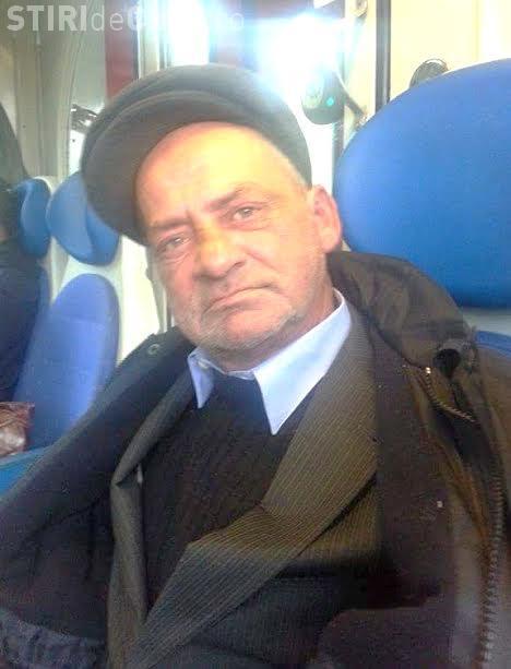 Clujean dispărut de două săptămâni, căutat de polițiști. S-a urcat în tren pentru a merge acasă, dar nu a mai ajuns FOTO