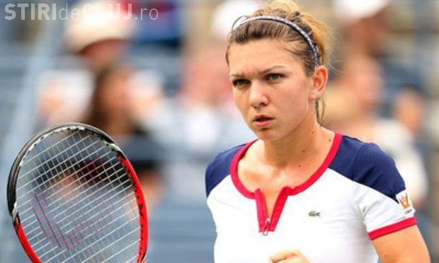 Simona Halep a ratat calificarea în sferturile de la Turneul Campioanelor. A fost învinsă de Ciubulkova