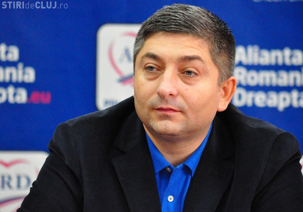 Alin Tișe susține că nu încasează venituri din fonduri europene. Ce salariu a avut în octombrie