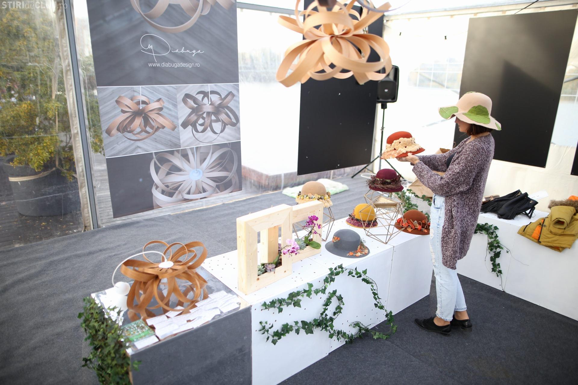 """Expoziție cu și despre flori, în Iulius Parc. Ce puteți vedea la """"Napoca Avenue"""""""