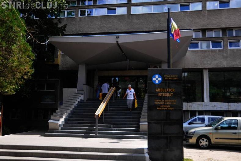 Spitalul de Boli Infecţioase Cluj va dispune de o nouă specialitate integrată, cea de chirurgie vasculară