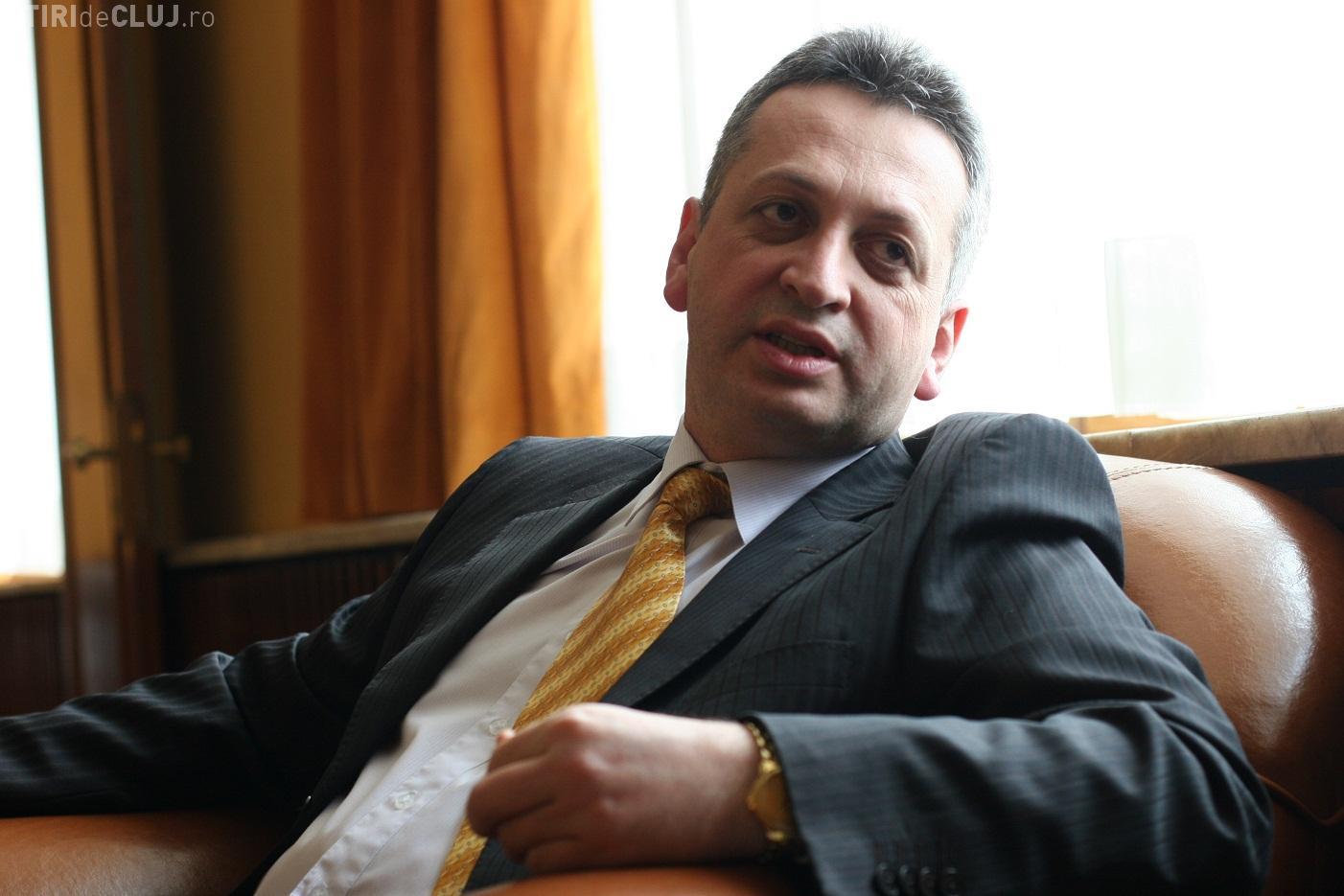 DNA confiscă aproape un milion de euro de la Relu Fenechiu. Fostul ministru și-a recunoscut vina în fața procurorilor
