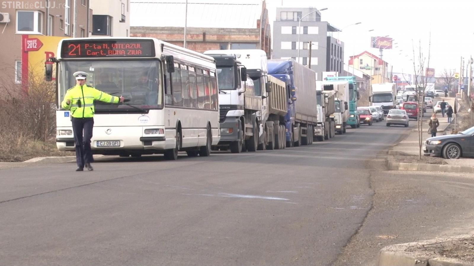 Primăria promite lărgirea străzii Bună Ziua: Dacă nu vom avea o mare problemă