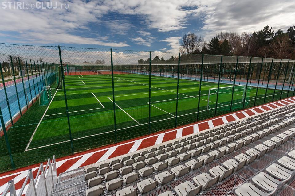 Complexul sportiv de 20 de milioane de lei din Gheorgheni a intrat în faza de recepție. Vezi cum arată GALERIE FOTO