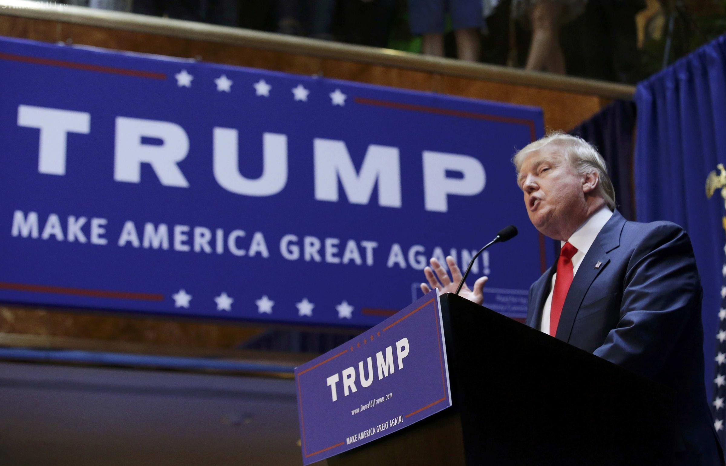 Prima reacție a lui Donald Trump după ce a câștigat alegerile pentru președinția Statelor Unite: M-a sunat Hillary Clinton