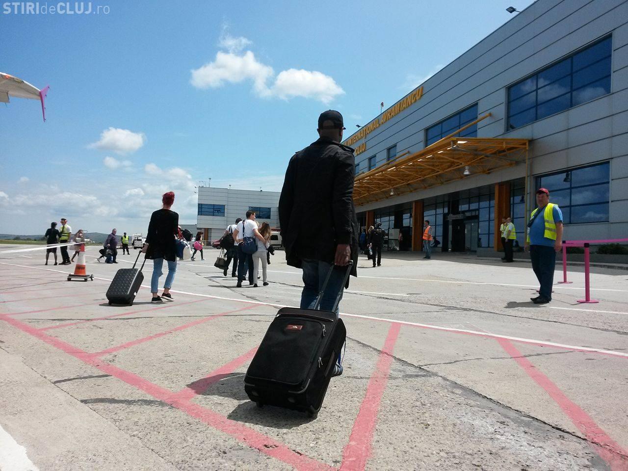 Aeroportul Cluj trece la sezonul de iarnă 2016- 2017. Ce noutăți sunt