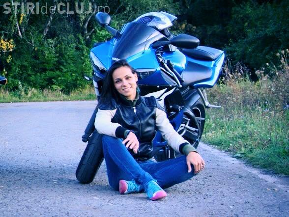 Scrisoarea SFÂȘIETOARE a unei mame din Cluj care și-a pierdut fiica într-un accident de motocicletă - FOTO