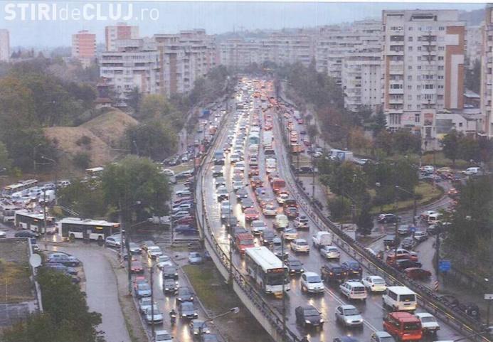 Soluții de fluidizare a traficului în Cluj-Napoca și la intrările în oraș. Centurile pe MAI ÎNCOLO