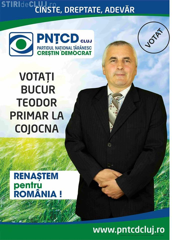 Primarul din Cojocna TREBUIE repus în funcție cu toate că e condamnat definitiv