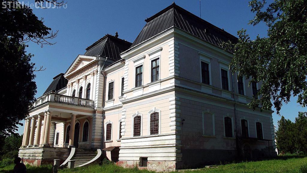 Vești bune! Castelul Banffy din Răscruci, reabilitat din fonduri europene