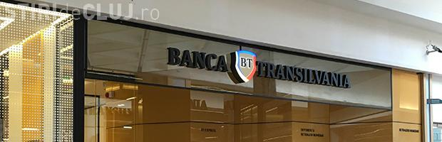 Banca Transilvania a primit o veste foarte bună! Informația este importantă pentru clienți și acționari