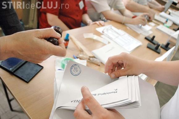 Rezultate alegeri 2016 Cluj. BEC a publicat rezultatele finale