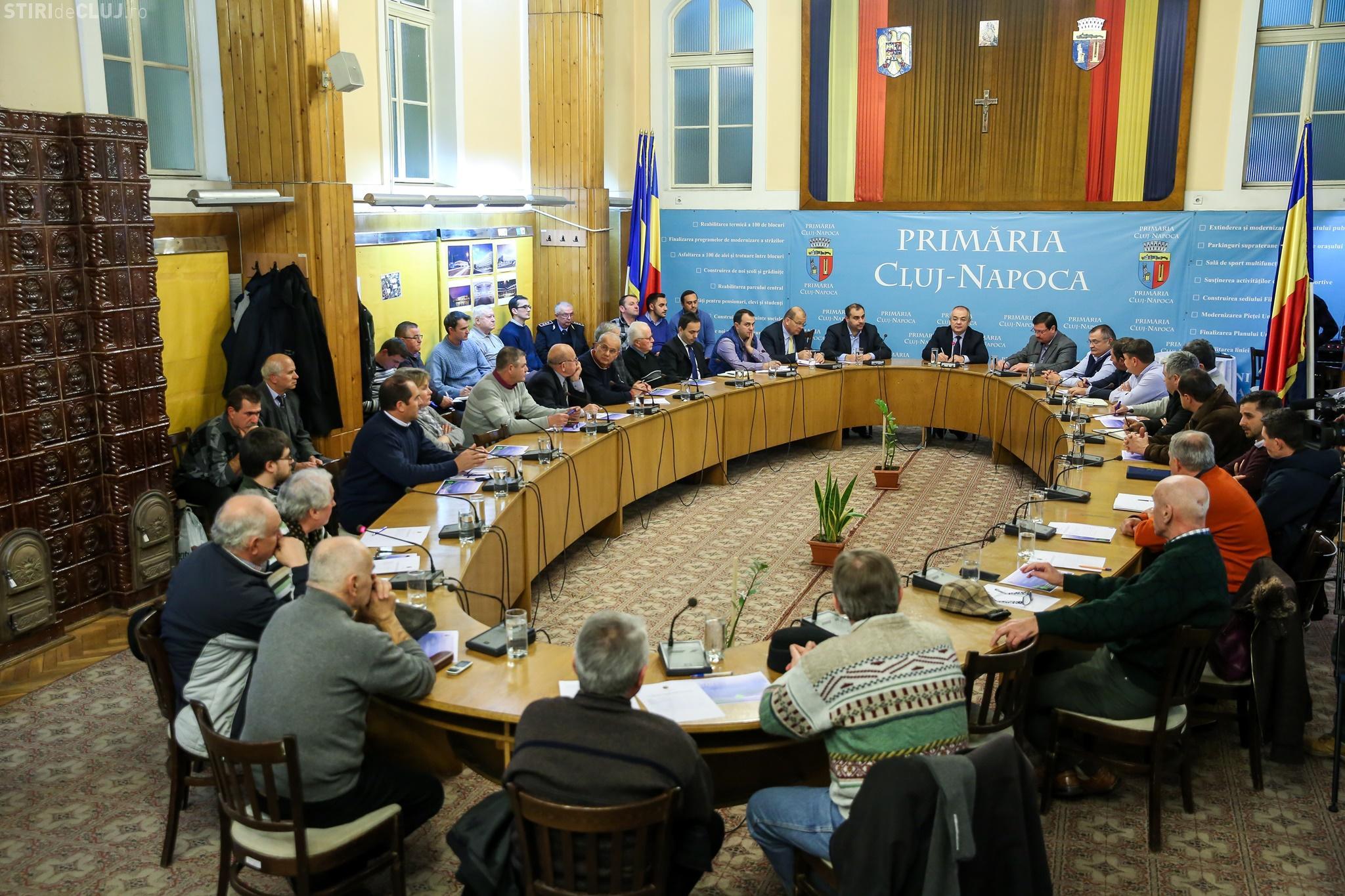 """Cluj-Napoca: Premii pentru asociațiile de proprietari la concursul """"Curățenie Generală"""""""