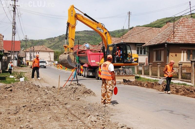 Consiliul Județean Cluj s-a împăcat cu Kiat! Se reabilitează 160 de km de drumuri