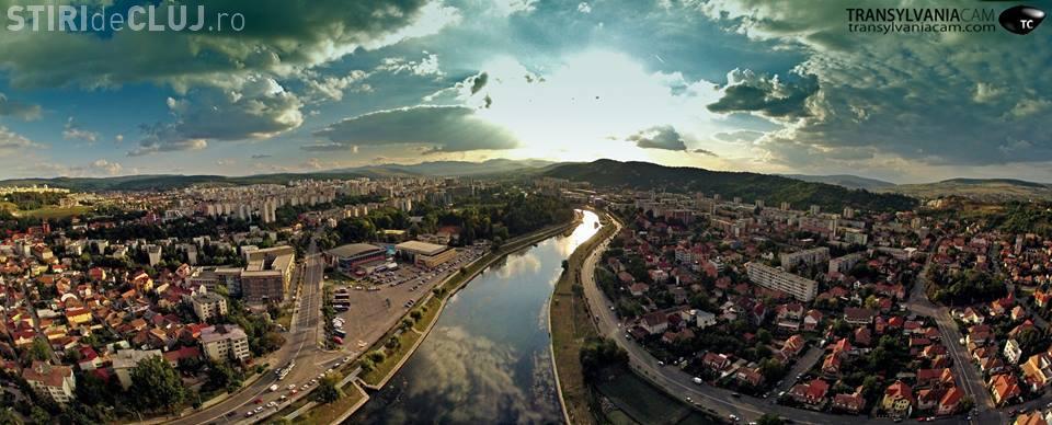 Cum ar trebui să arate Someșul, în Cluj-Napoca? Concurs de idei pentru transformarea malurilor Someșului
