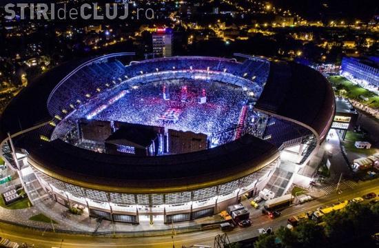 Untold 2017 în pericol! Alin Tișe somează organizatorii să repare stricăciunile de la Cluj Arena