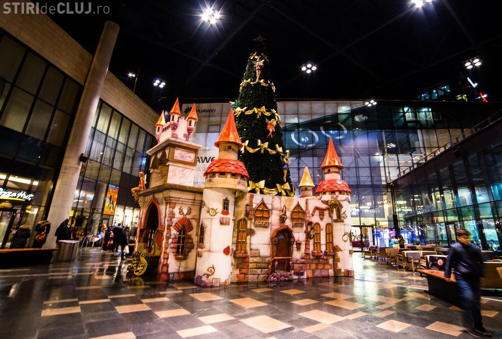 "Târg de cadouri, ""Christmas Days"", la Iulius Mall Cluj. Vezi de când începe"