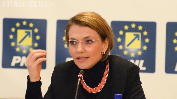 Alina Gorghiu demisionează din fruntea PNL: Nu există alt gest