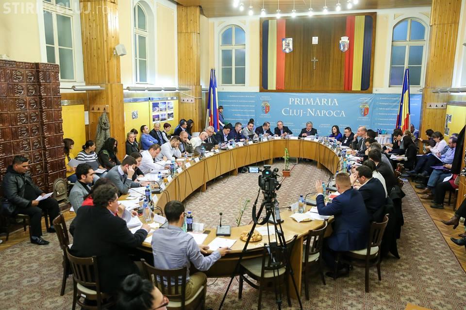 Clujenii nu plătesc taxe și impozite mai mari nici în 2017