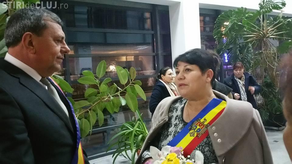 Ziua de 1 Decembrie, sărbătorită la Florești alături românii din Republica Moldova