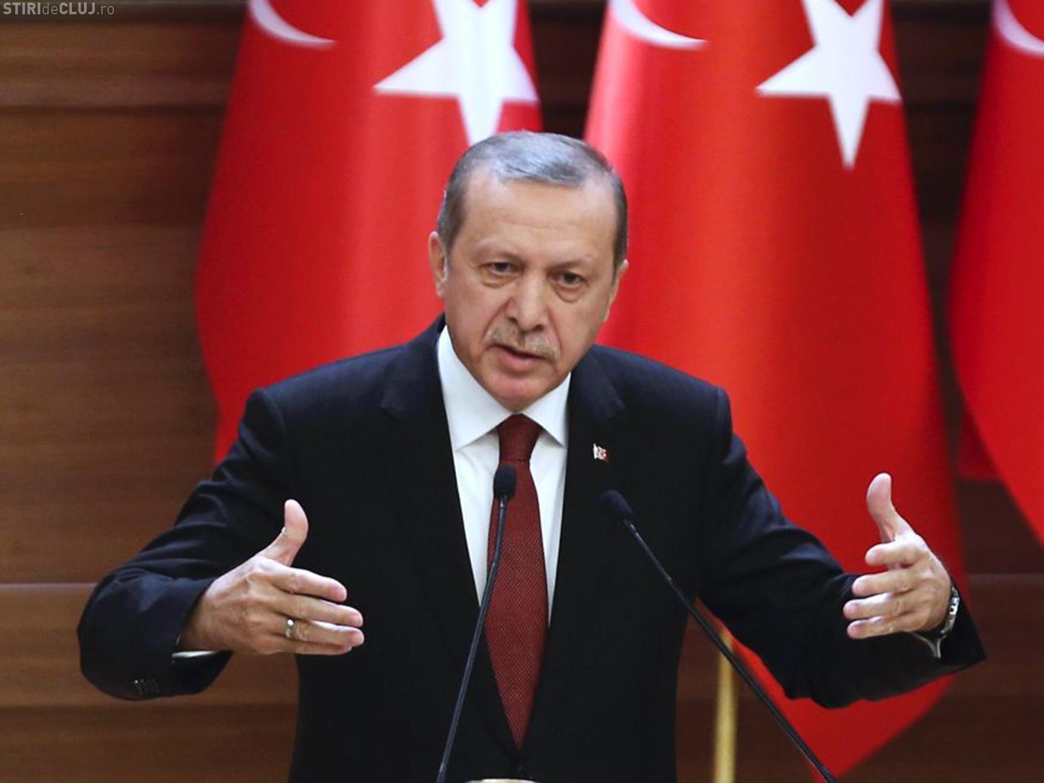Erdogan, despre votul privind negocierea pentru aderarea Turciei la UE: Decizia Parlamentului European nu are nicio valoare!