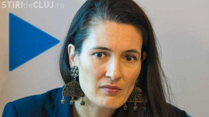 Ce a spus Clotilde Armand, despre conflictul declanșat de soțul ei în USR
