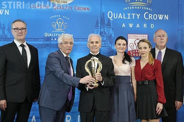 S.C. CORAL IMPEX S.R.L., câștigător al Premiului Coroana Internațională a Calității BID în Londra(P)