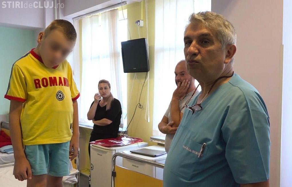 Profesorul Gheorghe Burnei audiat! Brunei e acuzat că a nenorocit viața unor copii cu operații neautorizate