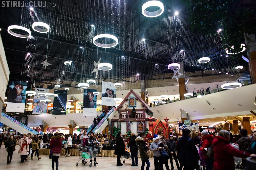 Program special de Crăciun și Revelion, la Iulius Mall Cluj. Vezi în ce zile va fi deschis (P)