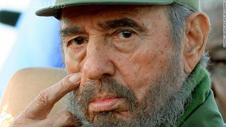 Fidel Castro a murit la vârsta de 90 de ani
