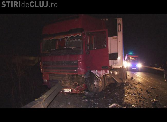 Accident mortal la ieșire din Turda - FOTO