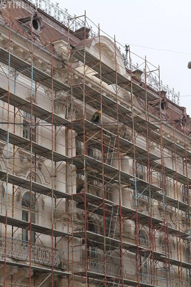 Impozit majorat cu 500% pentru 54 de clădiri degradate din centrul Clujului