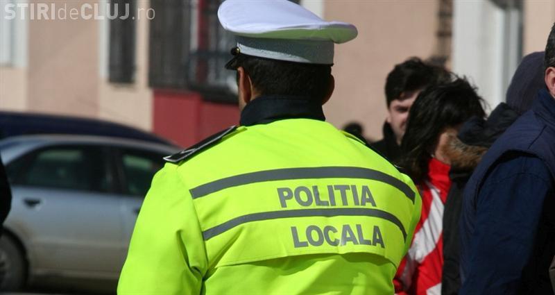 Angajări la Poliția Locală Cluj-Napoca