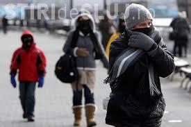 Va fi tot mai frig la Cluj în următoarele zile. Meteorologii anunță ger
