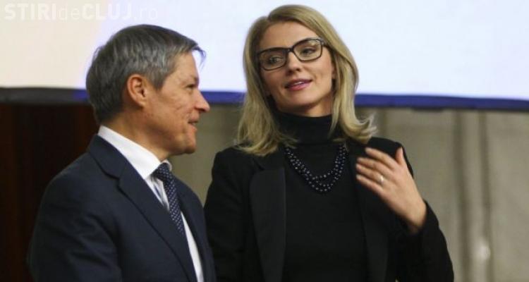 Alina Gorghiu către Dacian Cioloş: M-ar bucura dacă ar spune că votează PNL