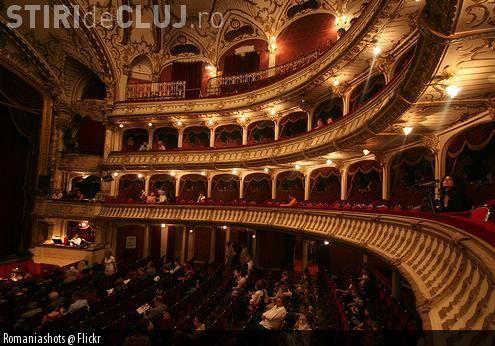Spectacol de Operă transmis live pe un ecran gigant în Piața Unirii