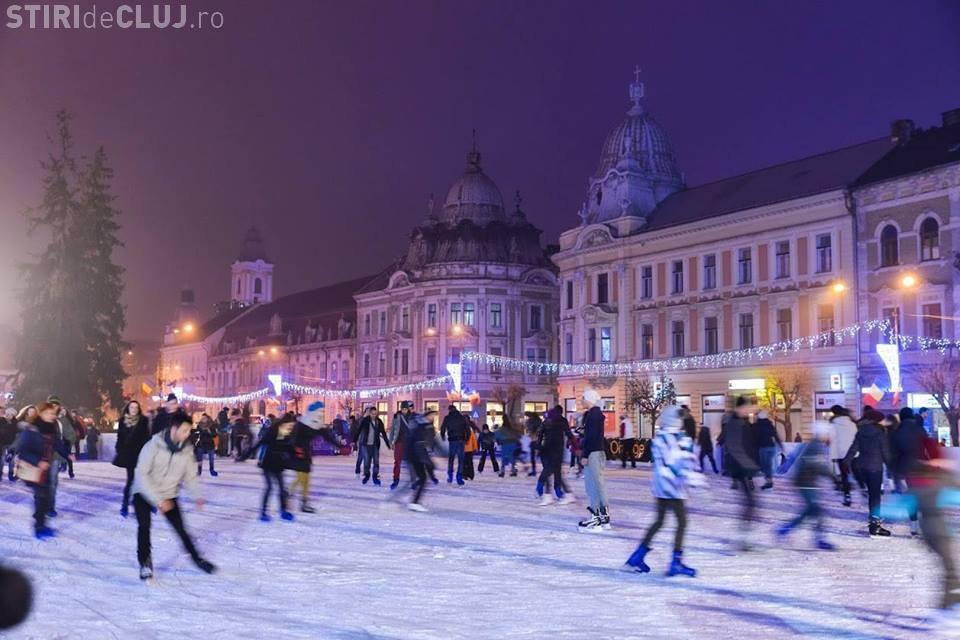 Cluj: Târgul de Crăciun se deschide în 1 decembrie. Ce concert surpriză va fi în Piața Unirii