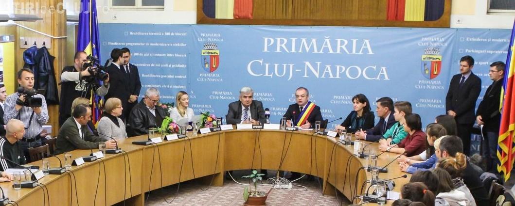Consilierii PSD cer Primăriei Cluj-Napoca să publice raportul Auditului financiar pe anul 2015: Nu există motiv să-l ascundă