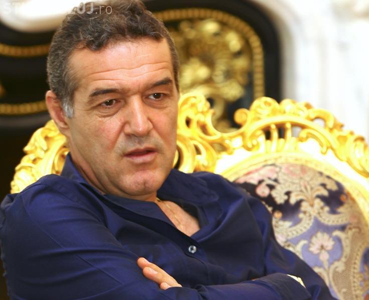 Ce reacție a avut Gigi Becali, după ce Steaua a ratat calificarea