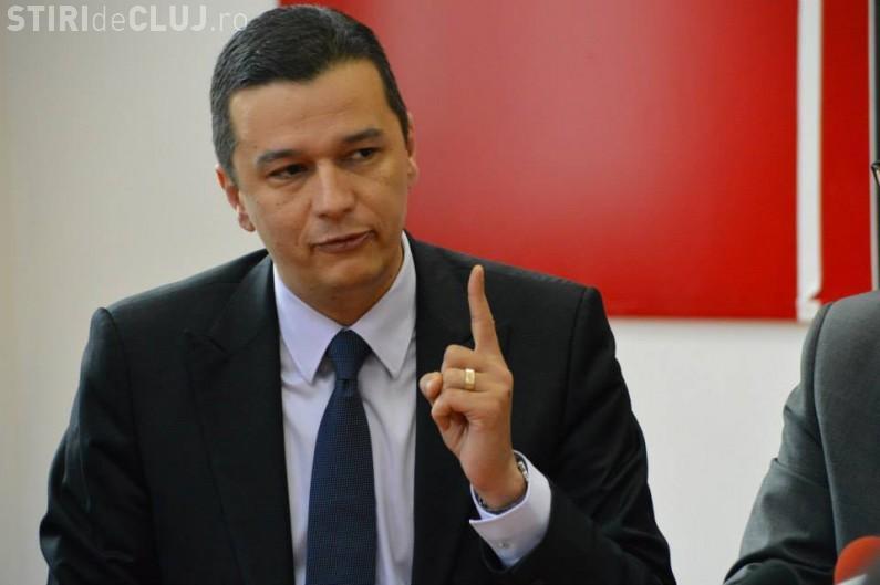 PSD a făcut o nouă propunere de premier. Sorin Grindeanu este noua variantă a social-democraților VIDEO
