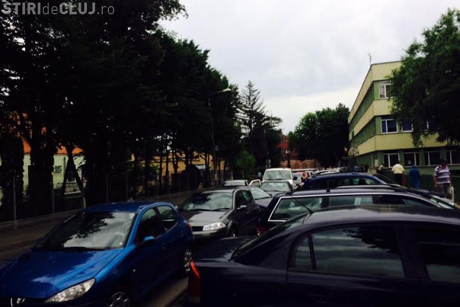 Boc: Traficul la Institutul Oncologic va fi decongestionat cu un PARKING