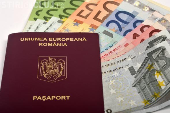 Pașapoartele NU vor fi gratuite de la 1 februarie. Cât vom plăti