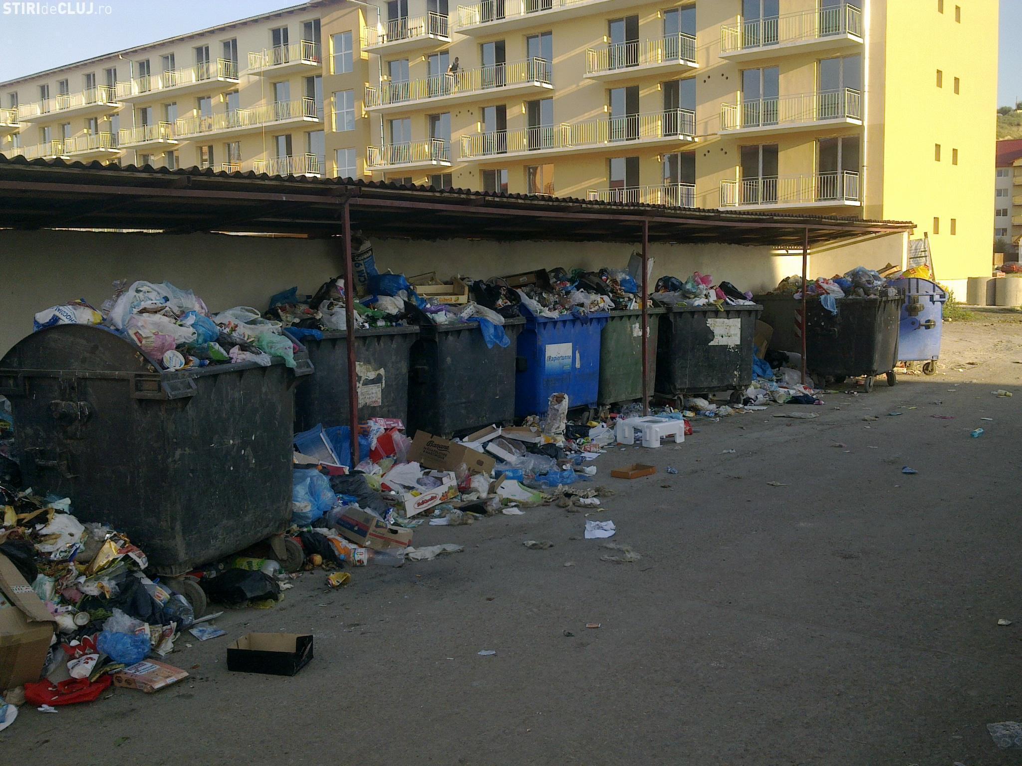 Criza deșeurilor din Florești s-a terminat! Comuna are altă firmă de salubritate