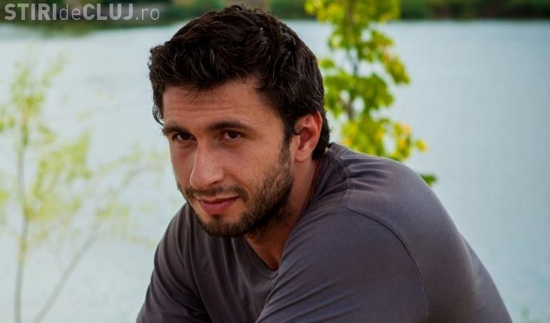Actorul Dragoș Bucur, postare emoționantă pe Facebook