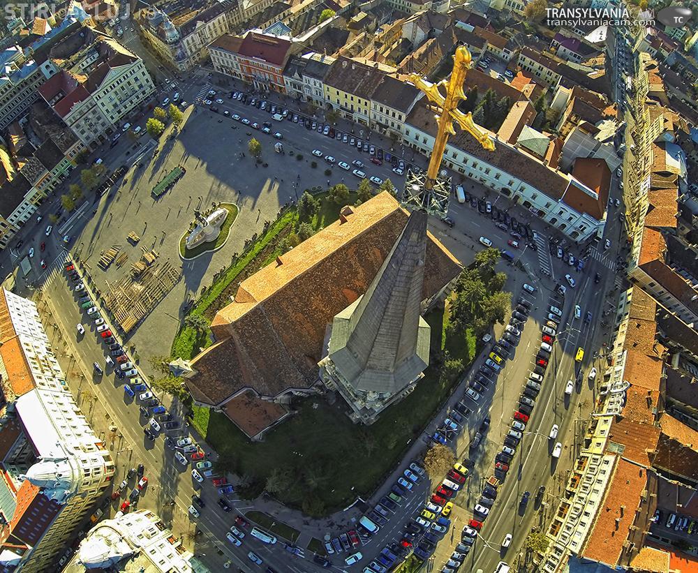Cluj-Napoca, locul 3 in tara in privinta sigurantei. Care este cel mai sigur oras din Romania
