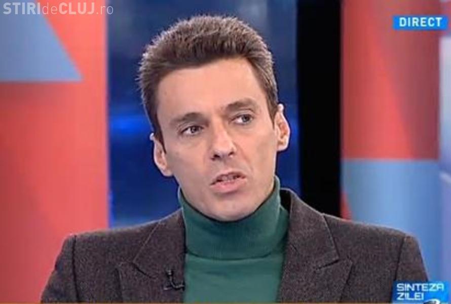 Pagina de Facebook a lui Mircea Badea a fost suspendata