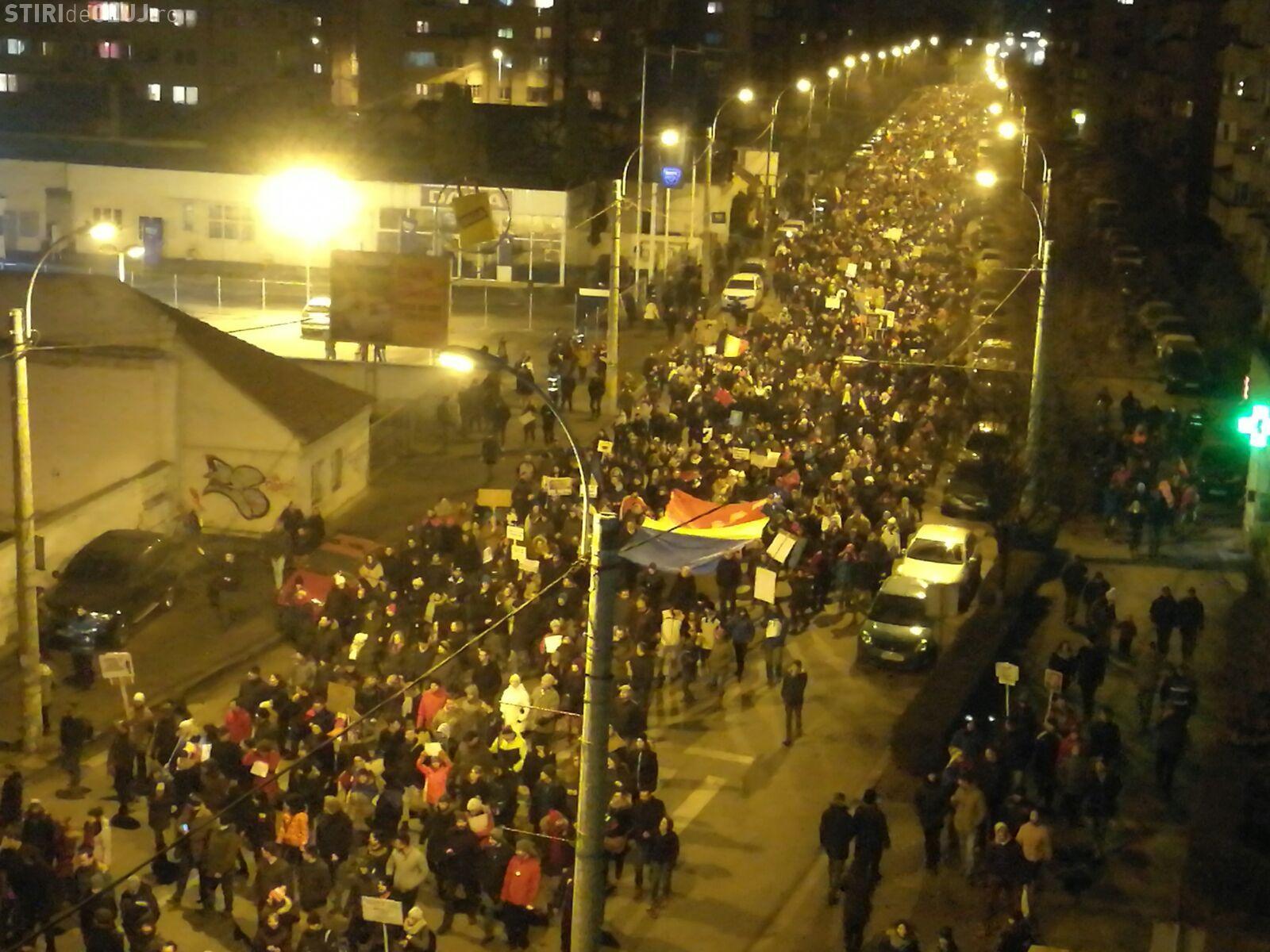 Se anunță un nou protest la Cluj, tot de la ora 19.00! Care este locul de întâlnire